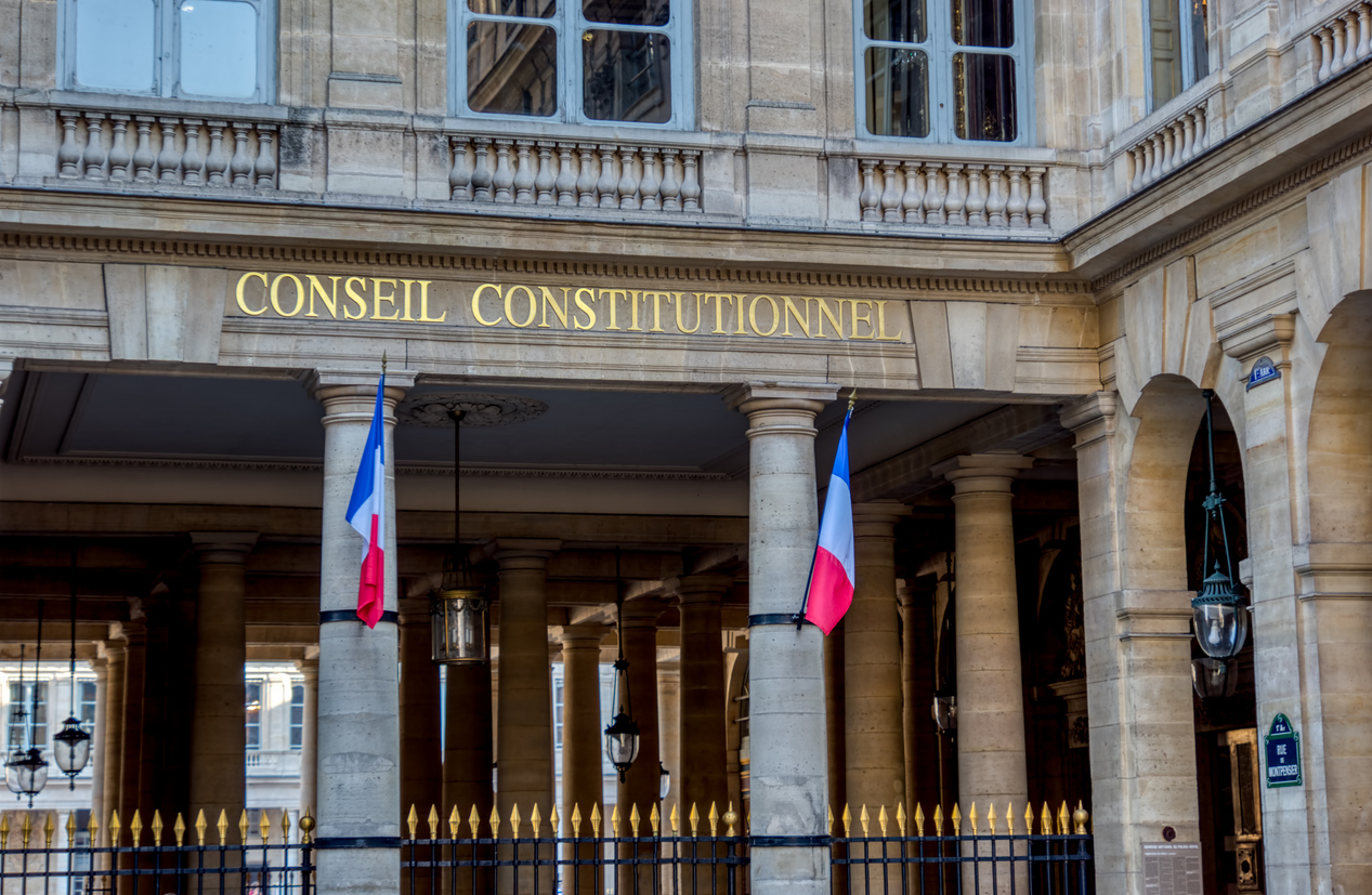 French Constitutional Council - Paris, France